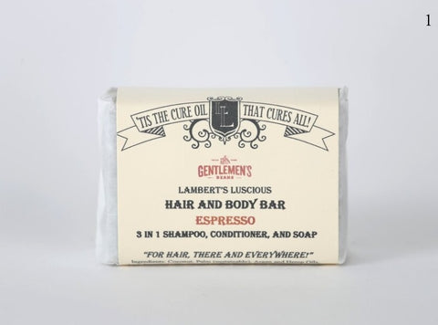 LL Hair & Body Bar - Espresso