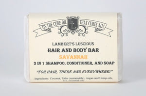 LL Hair & Body Bar - Savannah