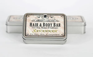LL Hair & Body Bar - Savannah - Tin