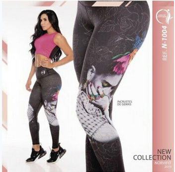 Gema Frida Norvifit Leggings 03