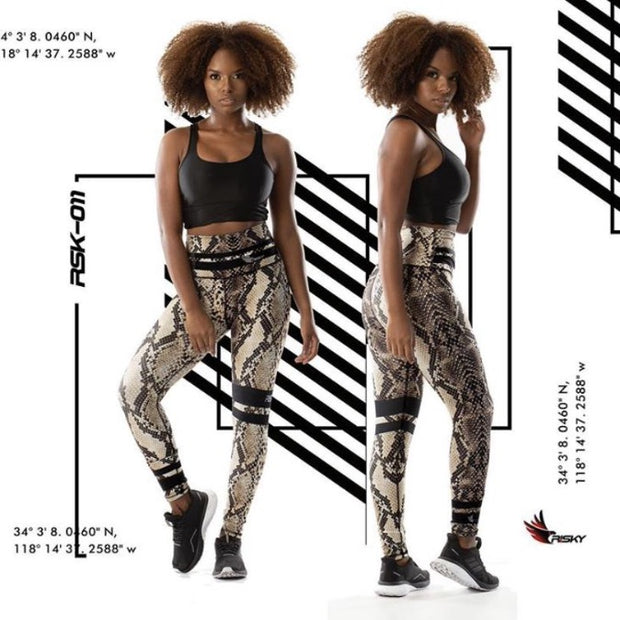 Camo Leggings Ref 0020
