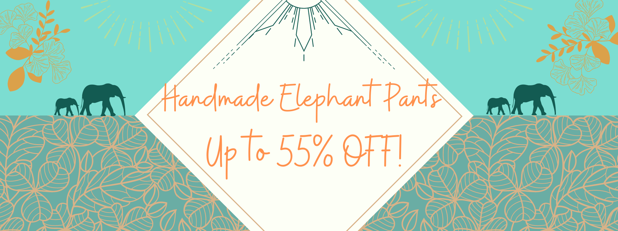 Wholesale elephant pants up to 55% off