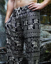 Load image into Gallery viewer, Imperial Elephant Pants-Black