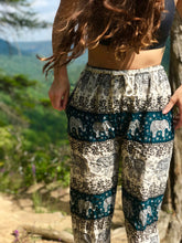 Load image into Gallery viewer, Chang Thai Elephant Pants-Teal