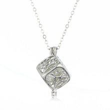 Load image into Gallery viewer, Tree Of Life Glow in the Dark Necklace - Night Radiance