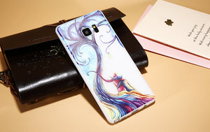The Tree of Life Luminous Samsung Case