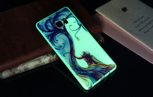 Load image into Gallery viewer, The Tree of Life Luminous Samsung Case