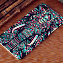 Load image into Gallery viewer, The Wisest Elephant Luminous iPhone Case