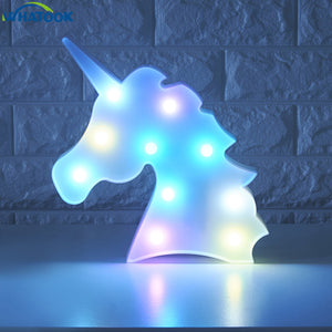 Unicorn LED Night Light - Night Radiance