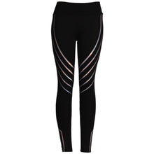 Load image into Gallery viewer, Luminous Slim High Waist Leggings - Night Radiance