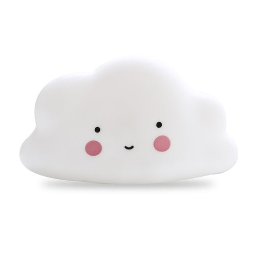 Cute Kawaii Cloud Night Light - Night Radiance