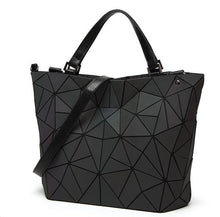 Load image into Gallery viewer, Geometric Luminous Handbag