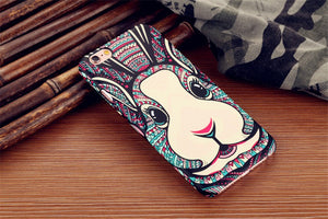 Sneaky Bunny Luminous iPhone Case