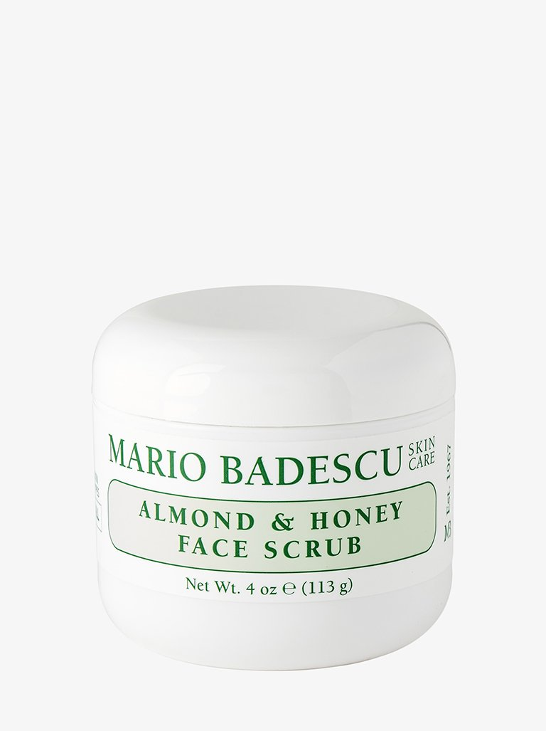 ALMOND AND HONEY FACE SCRUB * BEAUTY-FACE CARE SCRUB MARIO BADESCU SMETS