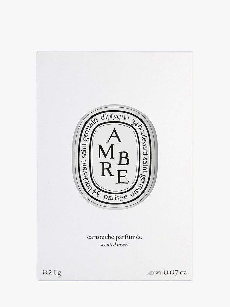AMBRE INSERT CARTRIDGE * LIFESTYLE-CANDLES HOME FRAGRANCES DIPTYQUE SMETS