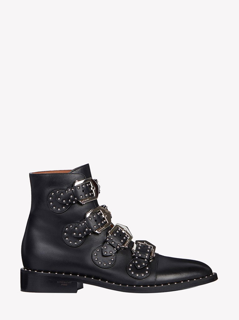 ANKLE BOOTS * WOMEN-SHOES ANKLE BOOTS GIVENCHY SMETS