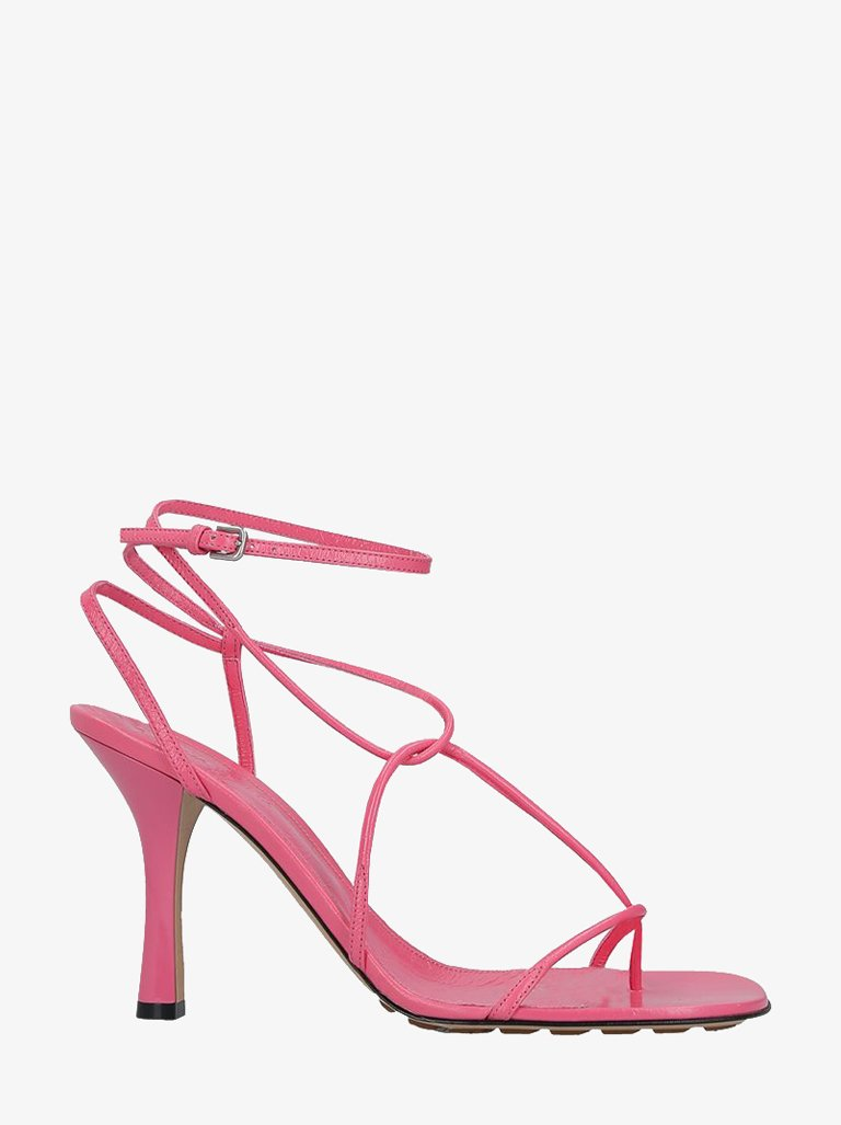 ANKLE STRAP SANDALS WOMEN-SHOES SANDALS BOTTEGA VENETA SMETS