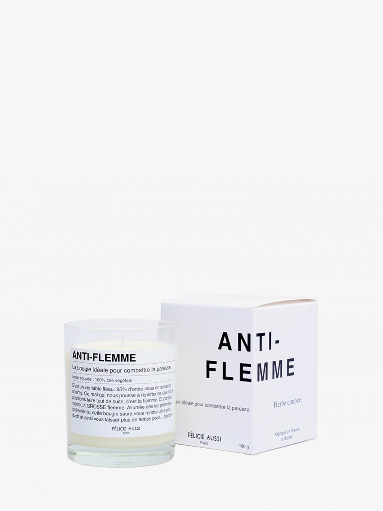 ANTI-FLEMME CANDLE * LIFESTYLE CANDLES HOME FRAGRANCES FÉLICIE AUSSI SMETS