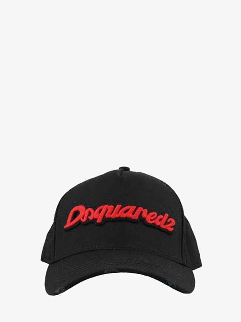 BASEBALL CAP MEN-ACCESSORIES CAP DSQUARED2 SMETS
