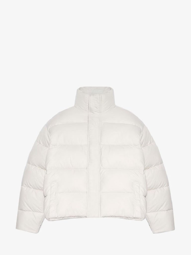 BB PUFFER TECHNICAL COAT WOMEN-CLOTHING COAT BALENCIAGA SMETS