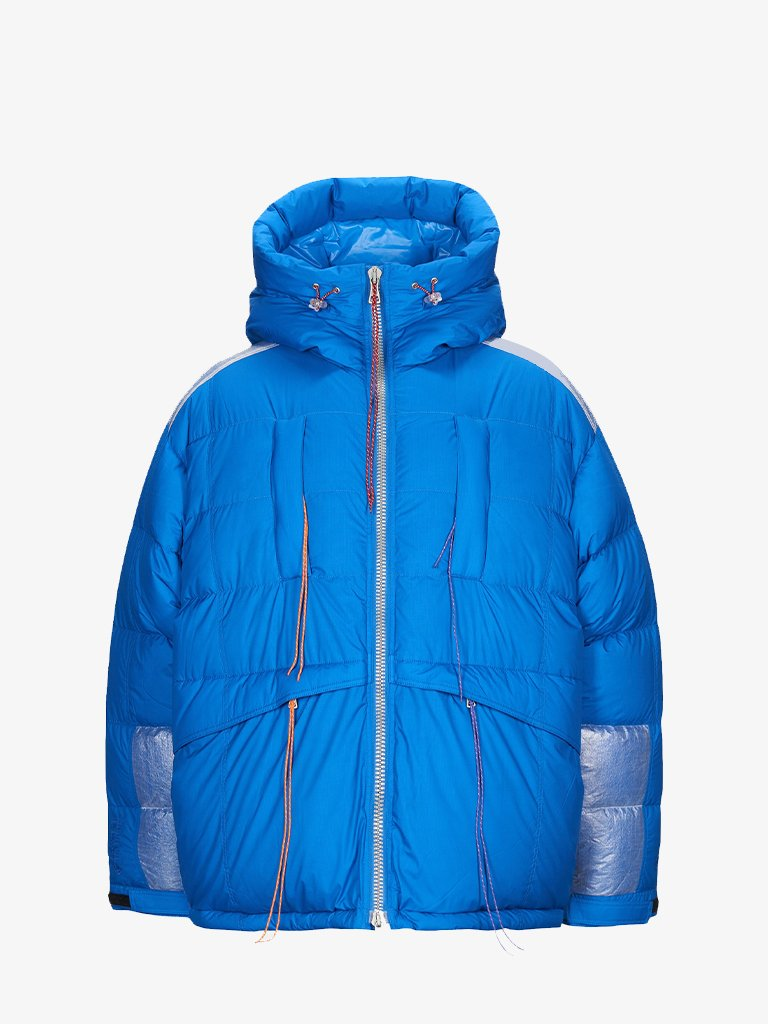 BEN GORHAM NYLON PUFFER JACKET MEN-CLOTHING JACKET PEAK PERFORMANCE SMETS