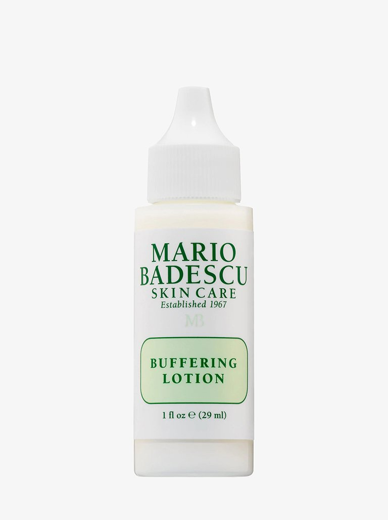 BUFFERING LOTION * BEAUTY-FACE CARE MOISTURIZER MARIO BADESCU SMETS