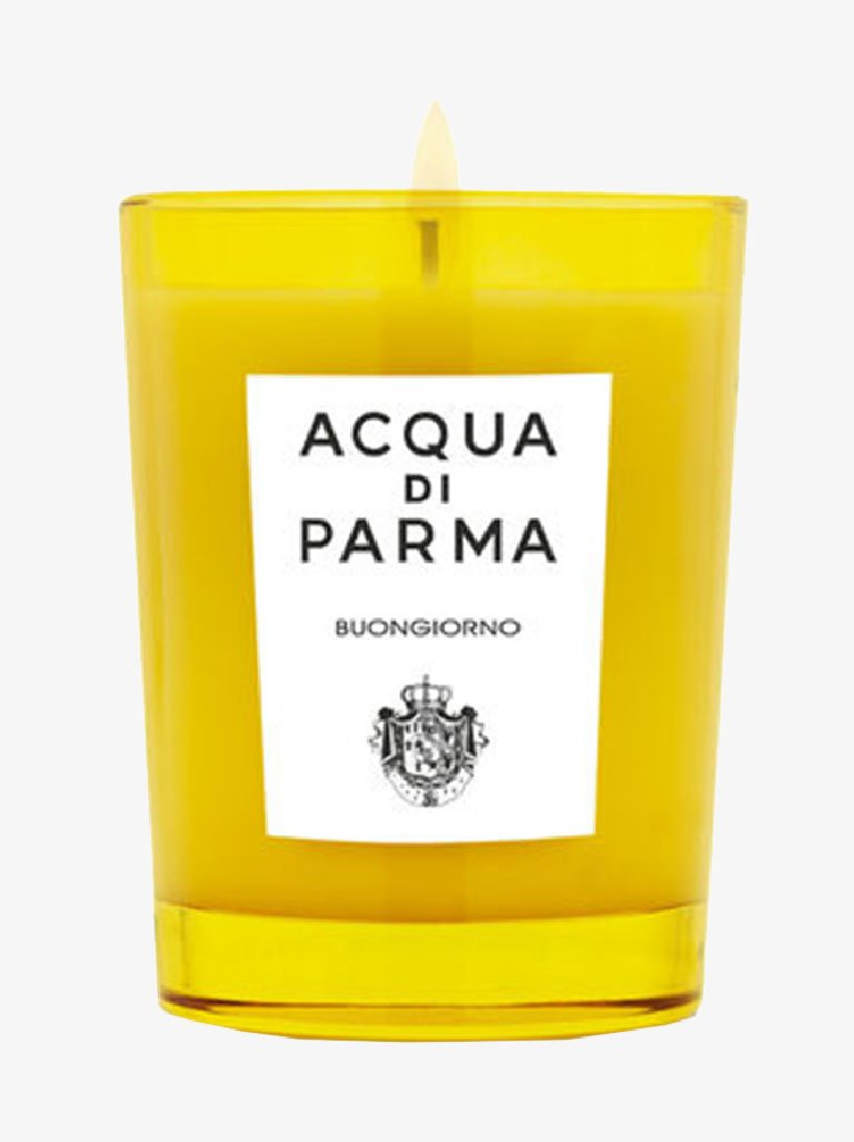 BUONGIORNO CANDLE LIFESTYLE CANDLES HOME FRAGRANCES ACQUA DI PARMA SMETS