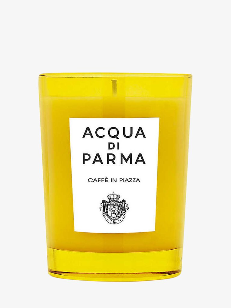 CAFFE IN PIAZZA CANDLE* LIFESTYLE CANDLES HOME FRAGRANCES ACQUA DI PARMA SMETS