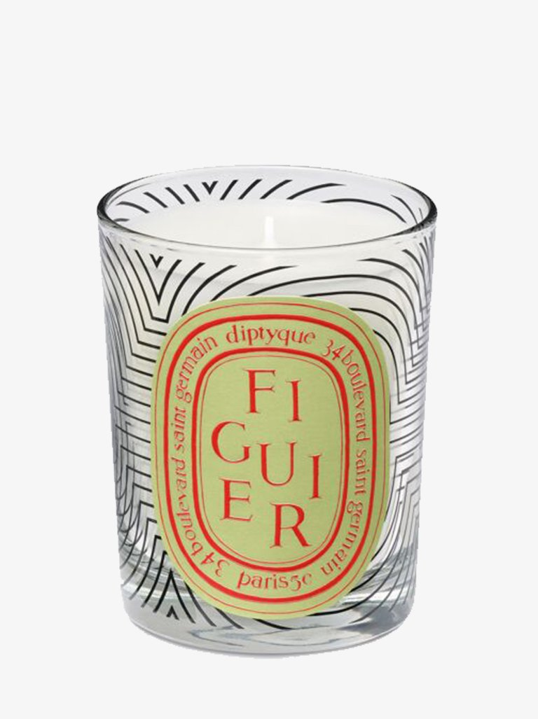 CANDLE FIGUIER DANCING OVALS LIFESTYLE-CANDLES HOME FRAGRANCES DIPTYQUE SMETS