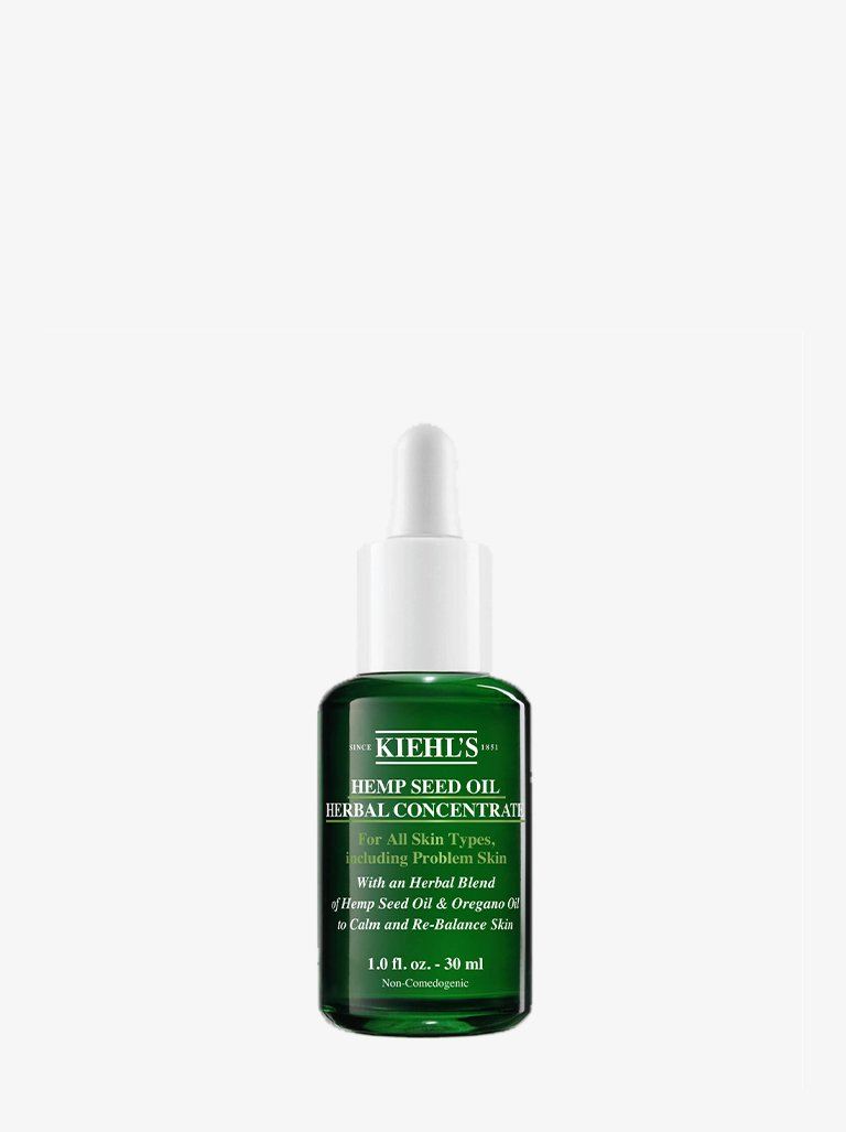 CANNABIS HERBAL CONCENTRATE BEAUTY-FACE CARE SERUM KIEHLS SMETS