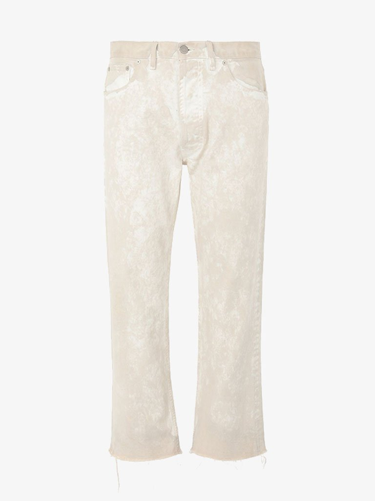 CHALK MARBLE WASH JEANS MEN-CLOTHING JEANS MAISON MARGIELA SMETS