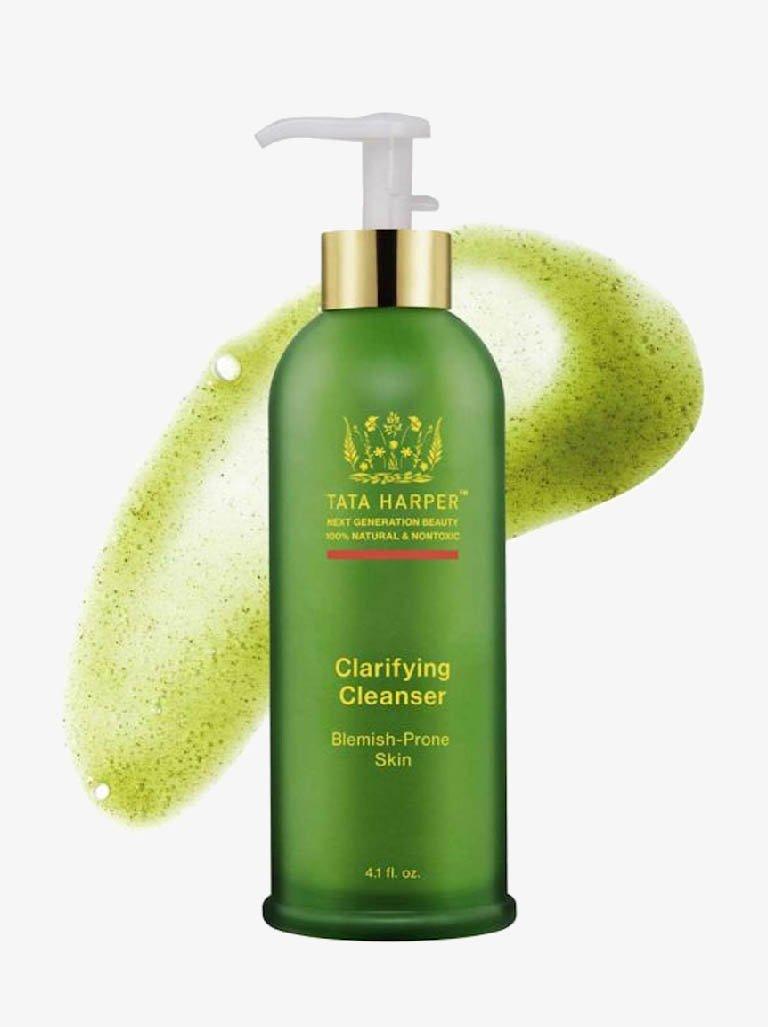 CLARIFYING CLEANSER * BEAUTY-FACE CARE CLEANSER TATA HARPER SMETS