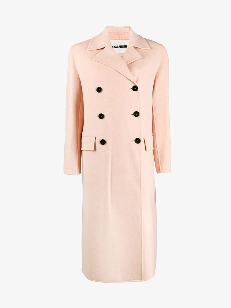COAT WOMEN-CLOTHING COAT JIL SANDER SMETS