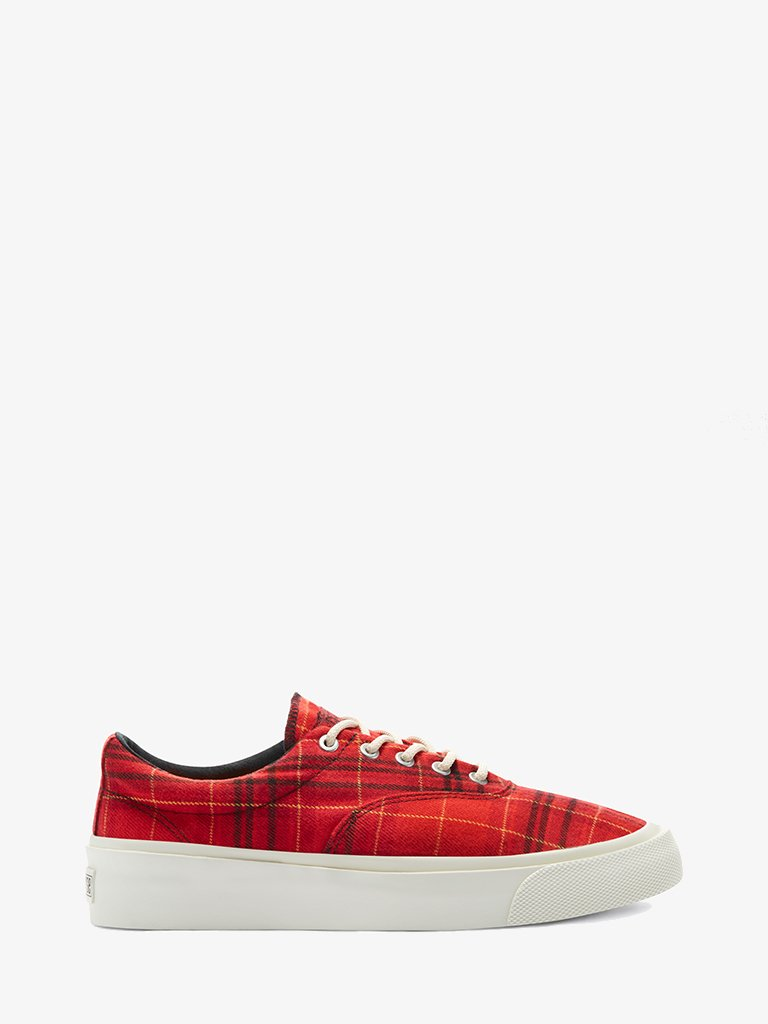 CONVERSE X CONVERSE TWISTED PLAID SKIDGRIP UNISEX SNEAKERS CONVERSE SMETS