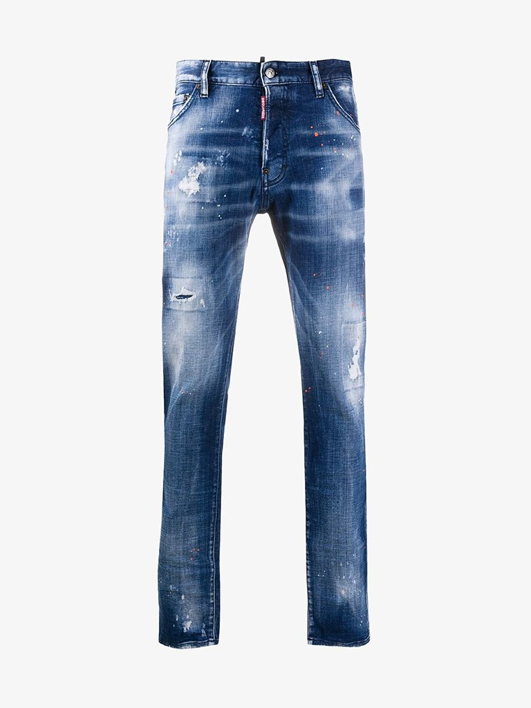 COOLGUY JEANS * MEN-CLOTHING JEANS DSQUARED2 SMETS