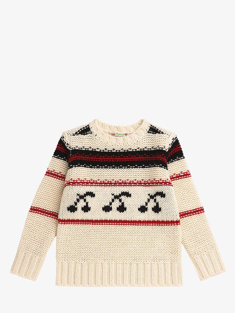 CREWNECK KIDS-CLOTHING CREWNECK BONPOINT SMETS