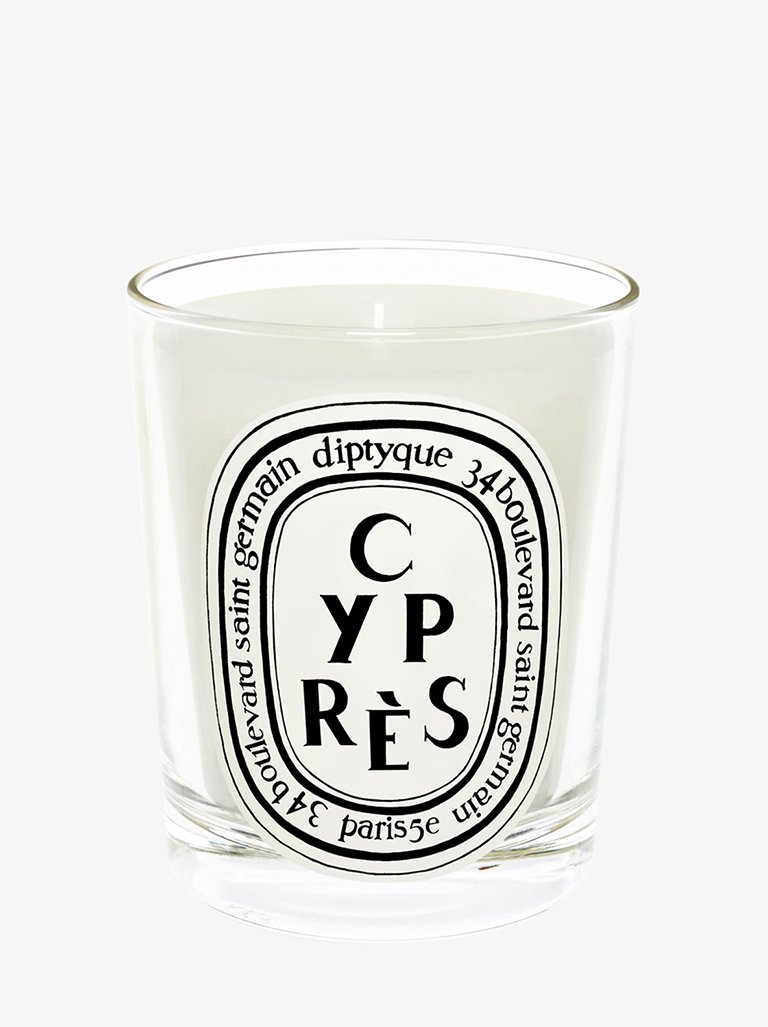 CYPRÈS CANDLE * LIFESTYLE-CANDLES HOME FRAGRANCES DIPTYQUE SMETS