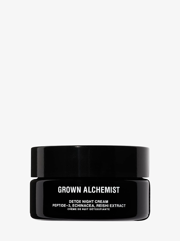 DETOX FACIAL NIGHT CREAM BEAUTY-FACE CARE MOISTURIZER GROWN ALCHEMIST SMETS