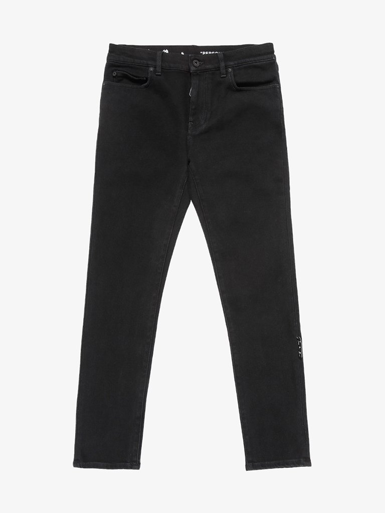 DIAG POCKET SKINNY JEANS MEN-CLOTHING JEANS OFF-WHITE SMETS