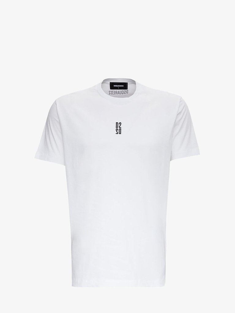 DOUBLE D2 C. T-SHIRT MEN-CLOTHING T-SHIRT DSQUARED2 SMETS