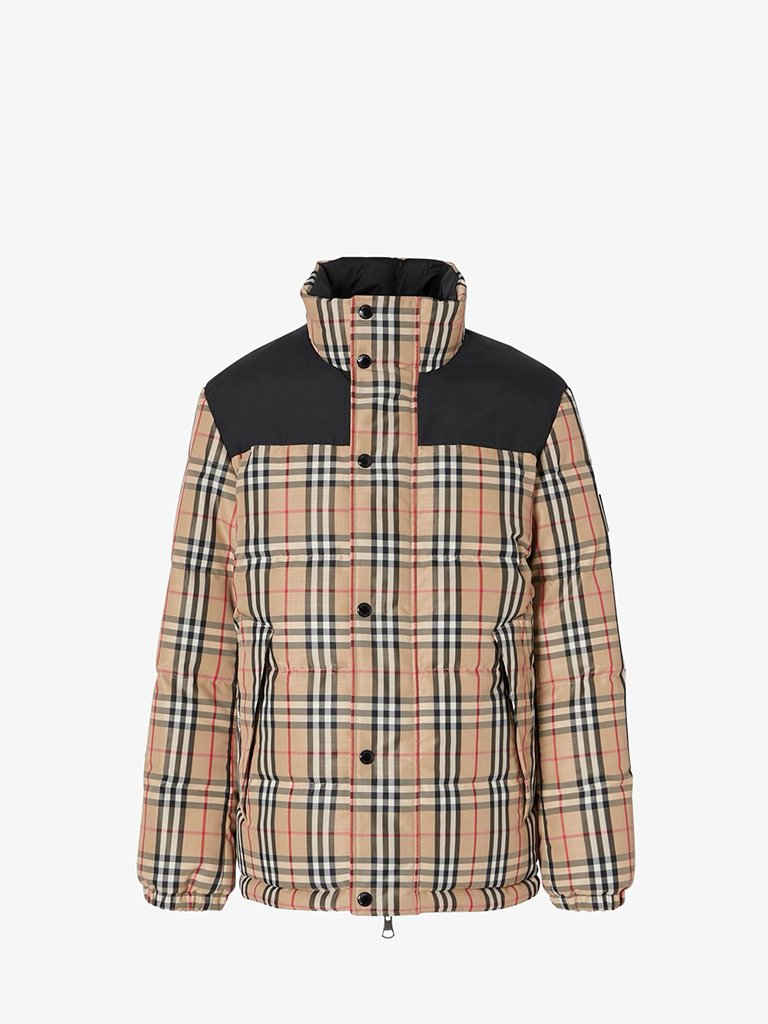 DOWN JACKET * MEN-CLOTHING DOWN JACKET BURBERRY SMETS