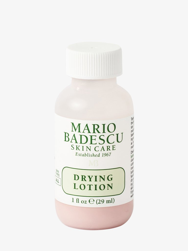 DRYING LOTION * BEAUTY-FACE CARE MOISTURIZER MARIO BADESCU SMETS