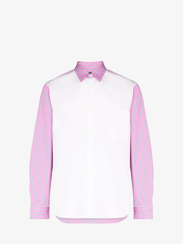 E PATTERN STRIPES SHIRT MEN-CLOTHING SHIRT COMME DES GARÇONS SMETS