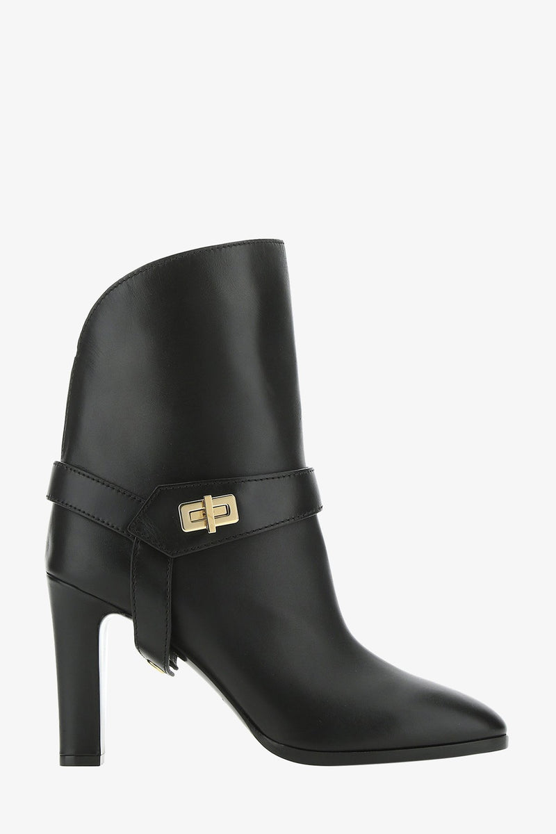 EDEN 2G LOCK ANKLE BOOTS WOMEN-SHOES ANKLE BOOTS GIVENCHY SMETS
