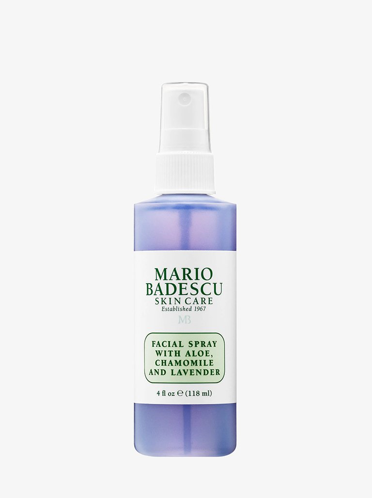 FACIAL SPRAY ALOE CHAMOMILE & LAVENDER * BEAUTY-FACE CARE MOISTURIZER MARIO BADESCU SMETS