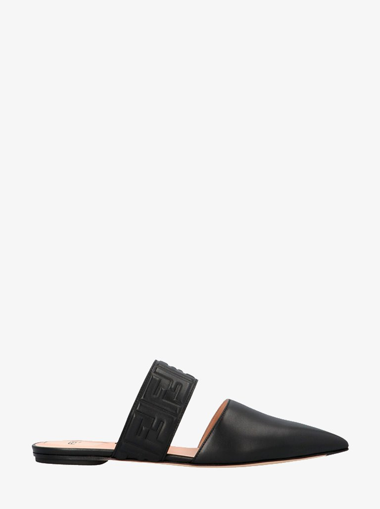 FF MULES WOMEN-SHOES MULES FENDI SMETS