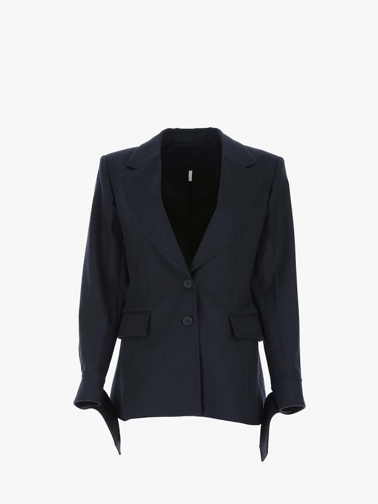 FLANNEL JACKET WOMEN-CLOTHING JACKET CHLOÉ SMETS