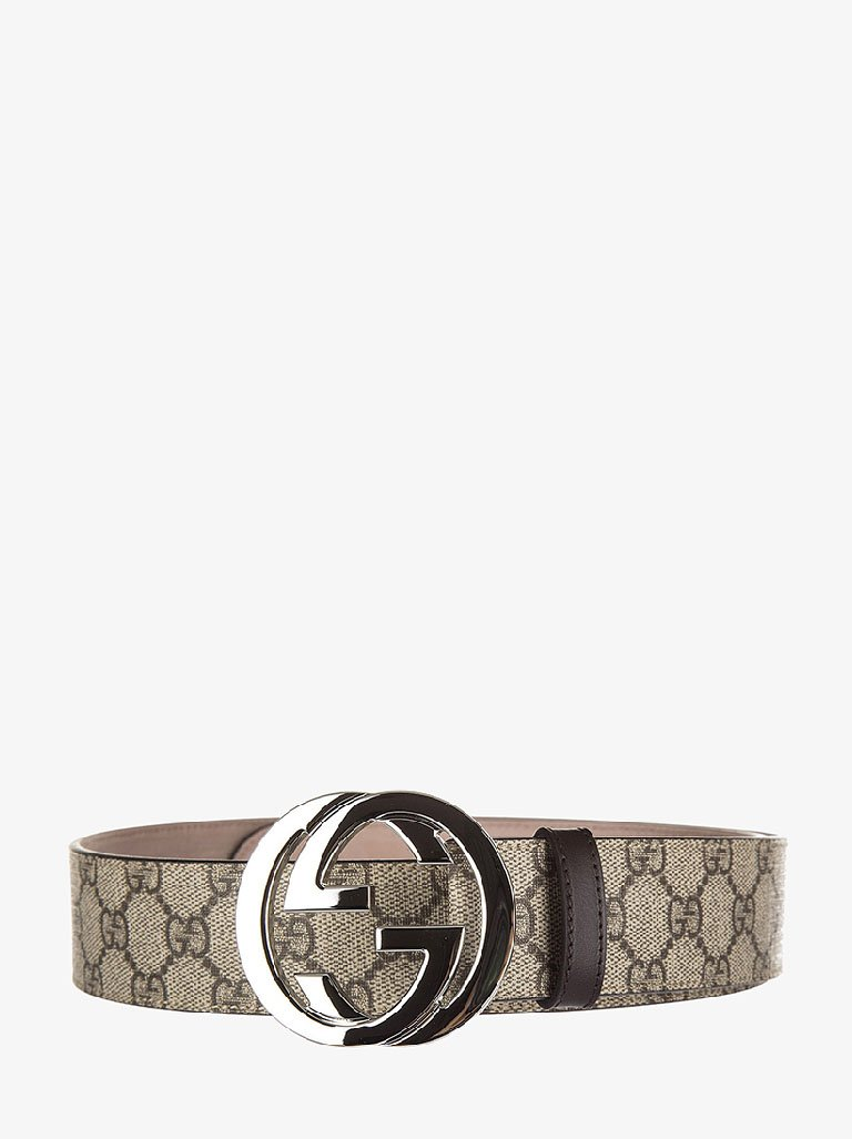 GG SUPREME CANVAS BELT MEN-ACCESSORIES BELT GUCCI SMETS