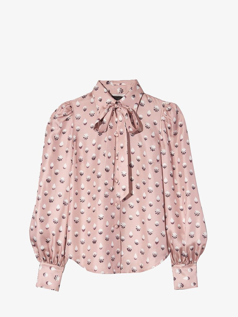 ICING DOT BLOUSE WOMEN-CLOTHING BLOUSE MARC JACOBS SMETS