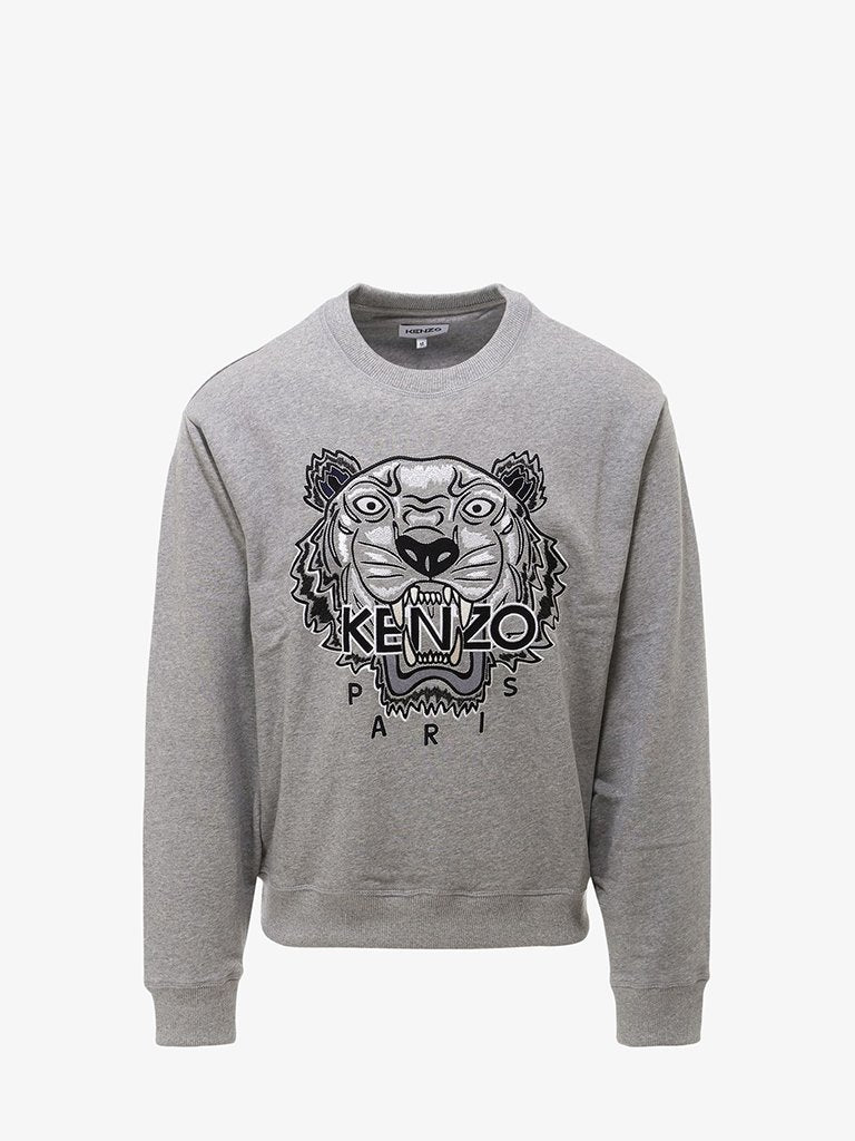 ICON VARSITY TIGER CLASSIC SWEATSHIRT MEN-CLOTHING SWEATSHIRT KENZO SMETS